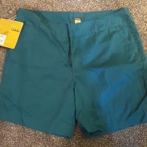 Cabelas womens shorts size 14